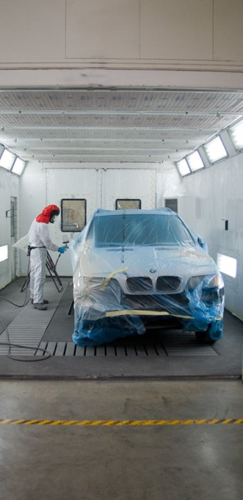 Collision Repair Center >> Capabilities Kansas City Collision Repair Center